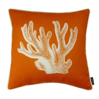 Tortolla Indoor/Outdoor Throw Pillow