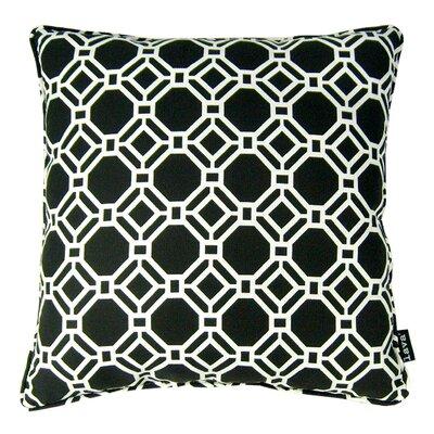 Gate Midnight Indoor/Outdoor Throw Pillow