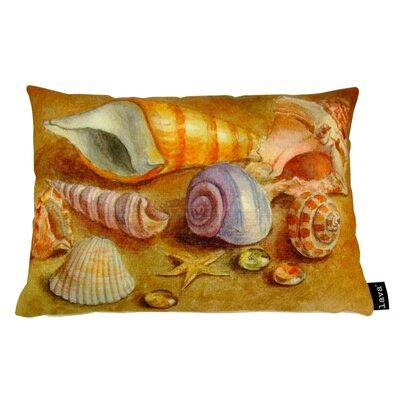 7 Shells Indoor/Outdoor Lumbar Pillow