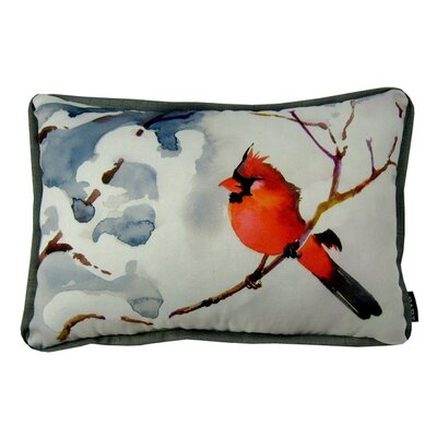 Cardinal Lumbar Pillow