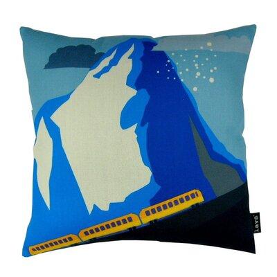 Bus Indoor/Outdoor Throw Pillow