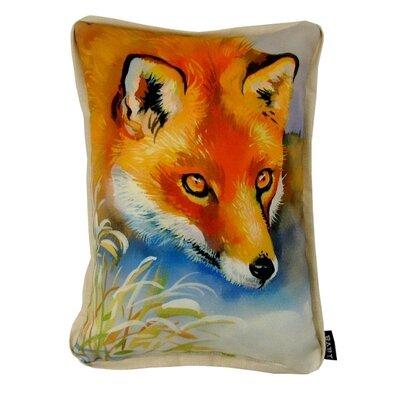 Fox Lumbar Pillow