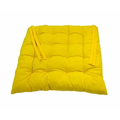 Chair Pad Color: Spice