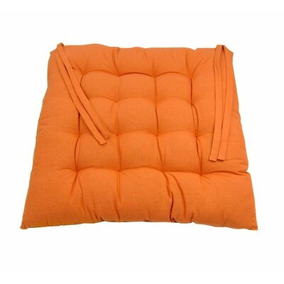 Chair Pad Color: Sunset