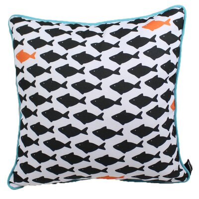 Codrington Square Outdoor Throw Pillow