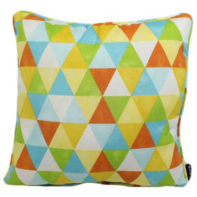 Abrego Outdoor Throw Pillow