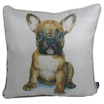 Steinbeck Bull Outdoor Throw Pillow