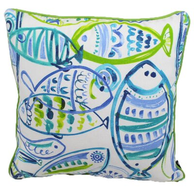 Barba Outdoor Throw Pillow