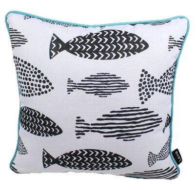 Codrington Ecletic Outdoor Throw Pillow