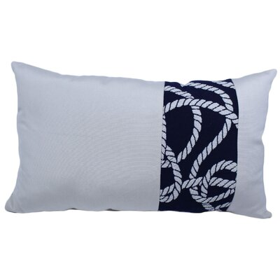 Worthey Outdoor Lumbar Pillow