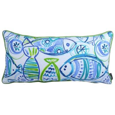 Barba Outdoor Lumbar Pillow