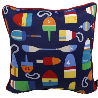Workman Outdoor Throw Pillow