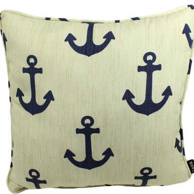 Worlebury Outdoor Throw Pillow