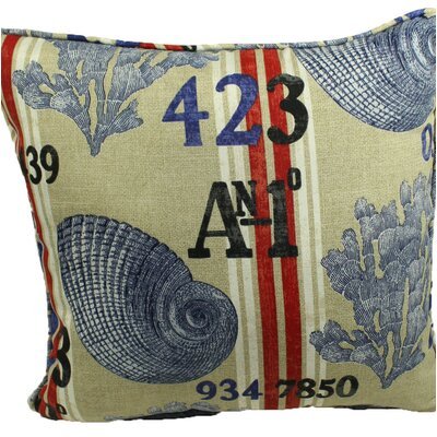 Worsley Outdoor Throw Pillow