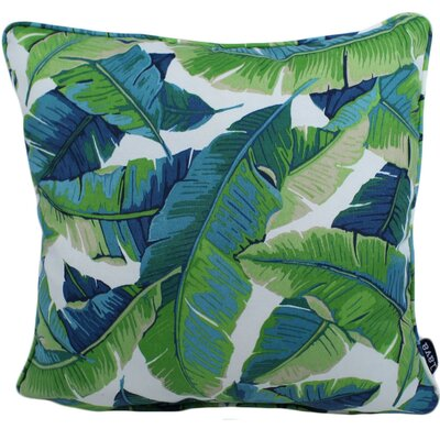 Baskerville Outdoor Throw Pillow