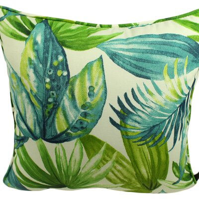 Calcott Outdoor Throw Pillow