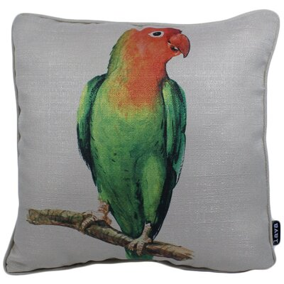 Stratton Ecletic Outdoor Throw Pillow
