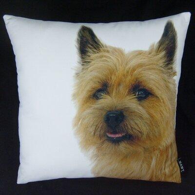 Yorkie Decorative Throw Pillow