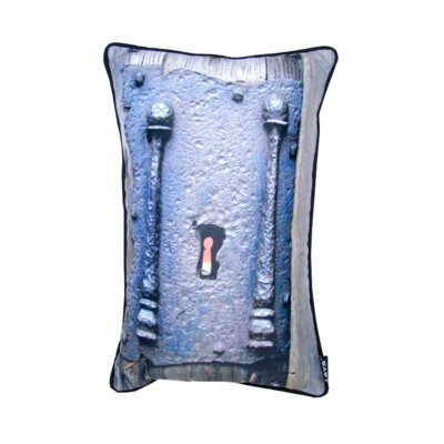 Unlocked  Throw Pillow