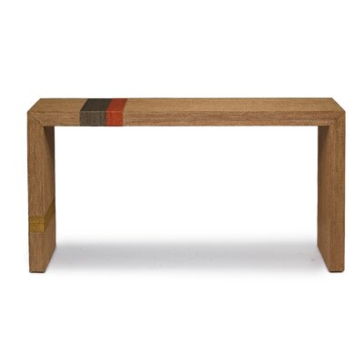 Bahia Console Table Finish: Tan