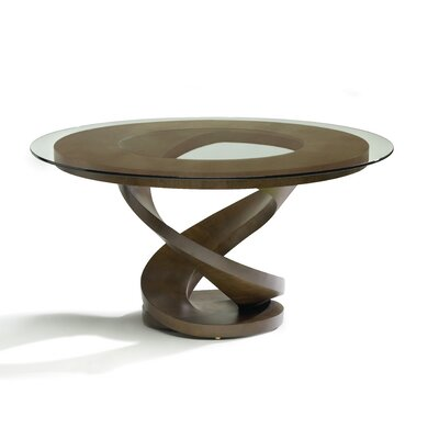 Fleur Dining Base Finish: Wenge