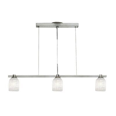 Bimbi 3-Light Kitchen Island Pendant