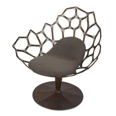 Mosaico Swivel Papasan Chair