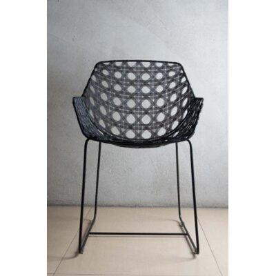 Schema Octa Dining Chair Finish: Black