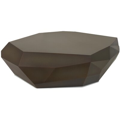 Cubico Coffee Table Finish: Antique Bronze