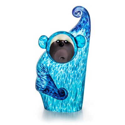 Studio Line Moonky Figurine Color: Blue 24-11-33