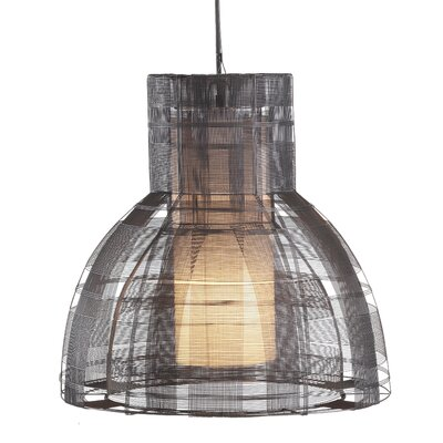 Schema Urban 1-Light LED Mini Pendant Size: Large