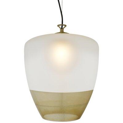 San Pietro Suspension 1-Light Mini Pendant