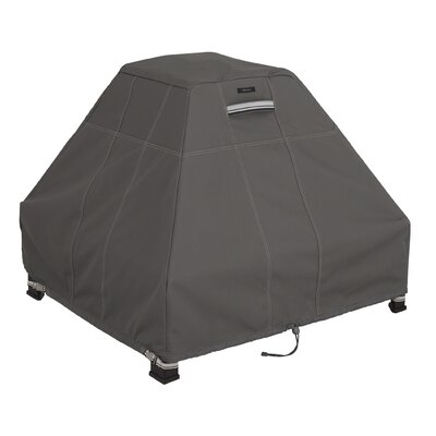 Ravenna Standup Fire Pit Cover