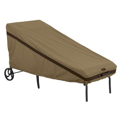 Hickory Heavy-Duty Chaise Cover
