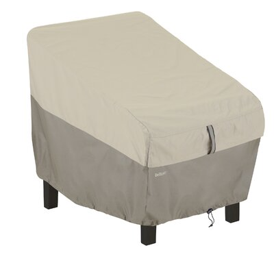 Belltown Standard Chair Cover Color: Gray