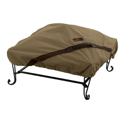Hickory Heavy-Duty Fire Pit Cover