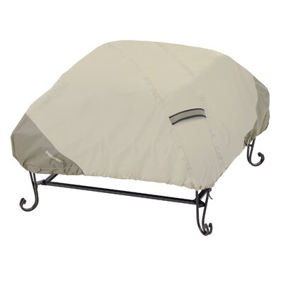 Belltown Fire Pit Cover Color: Gray