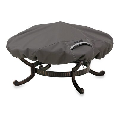Ravenna Round Fire Pit Cover Size: 24 H x 60 W x 3 D