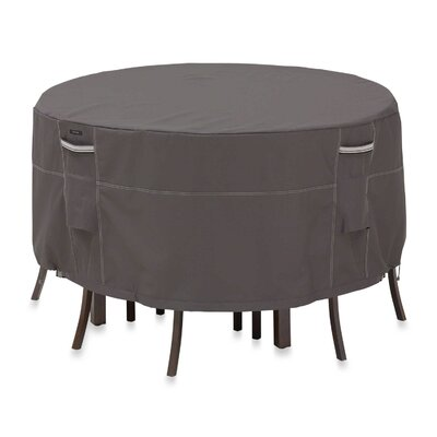 Ravenna Patio Table and Chair Set Cover Size: Extra Large