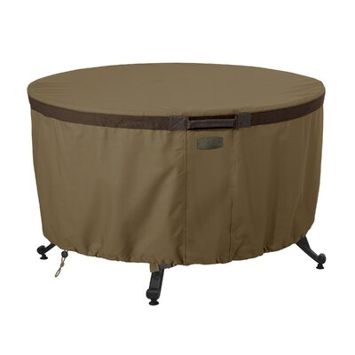Hickory Fire Pit Cover