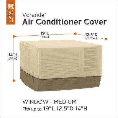 Veranda AC Cover Size: Medium