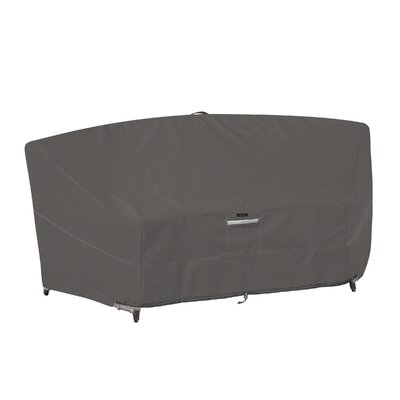 Ravenna Patio Curved Modular Sofa Sectional Cover