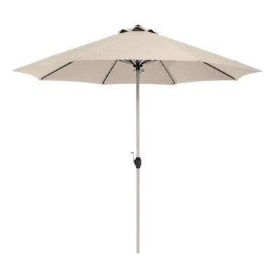 9 Montlake� FadeSafe� 9 Patio Market Umbrella Fabric: Antique Beige