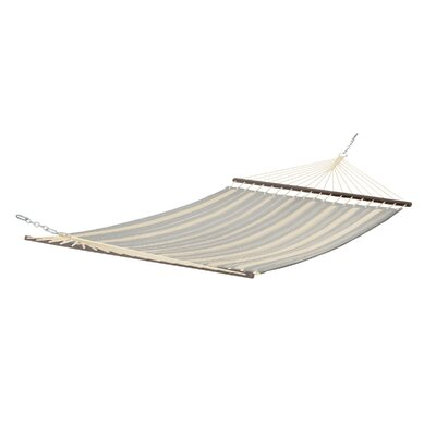 Josselyn Fadesafe? Quilted Hammock Color: Gray