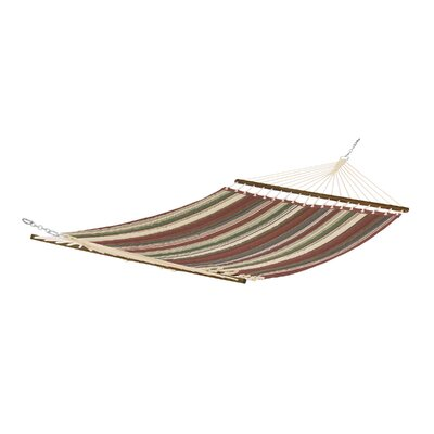 Josselyn Fadesafe? Quilted Hammock Color: Henna