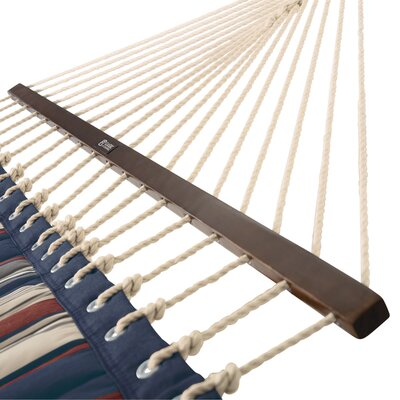 Josselyn Hammock with Stand Color: Indigo Blue