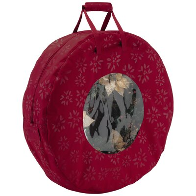 Holiday Wreath Storage Bag Classic Accessories