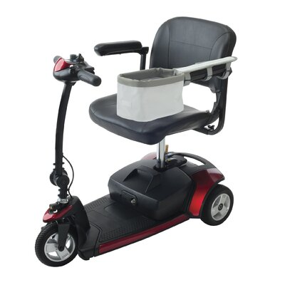 Classic Accessories Zippidy Mobility Scooter and Wheelchair Extended Arm Rest Caddy in Pearl Grey and Pewter at Sears.com