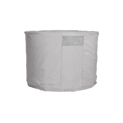 Round Evaporation Cooler Cover Size: 34 H x 40 W x 40 D