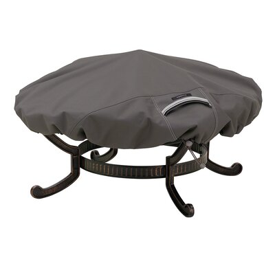 Ravenna Patio Fire Pit Cover Size: Small